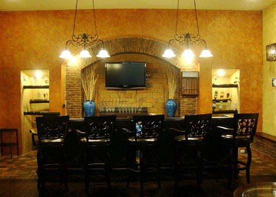 Hotel Gran Mediterraneo: Bar Kazbar