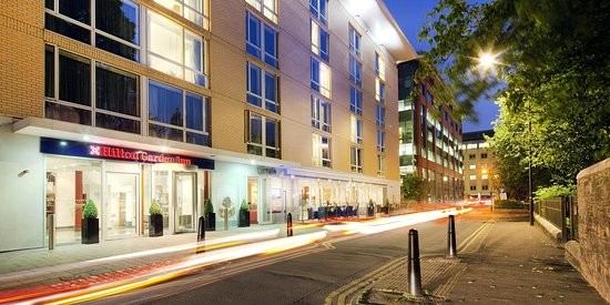 Hilton Garden Inn Bristol City Centre