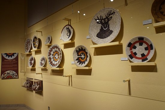 "Dolores, CO : Anasazi Heritage Center: ""Weaving Stories: Basketry in the Southwest."""
