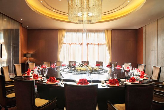 Jiaxing, Chine : Meeting Room Round Table