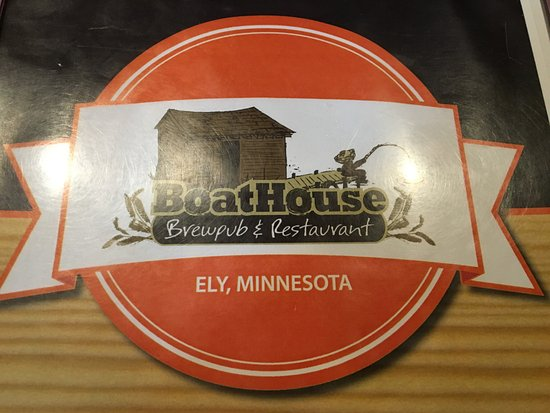Ely, MN: logo