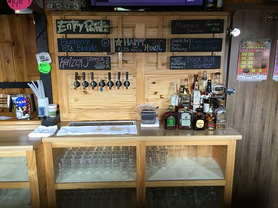 Ely, MN: beers on tap
