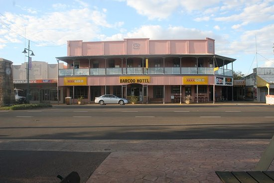 Blackall, Australia: barcoo & tinas