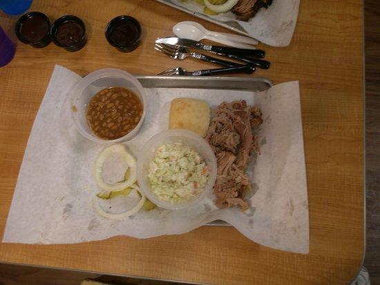 Delaware, OH: Pulled Pork
