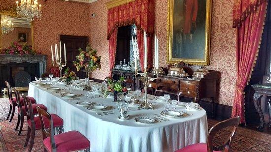 Kilkenny, Ireland: Sala de jantar