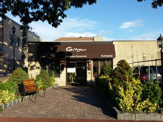 Ginger Chinese Restaurant In Nutley Nj