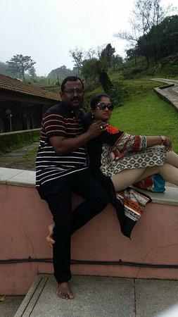Family vacation at club mahindra madikkeri