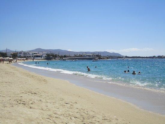 Agios Prokopios, اليونان: Agios Prokopios Beach