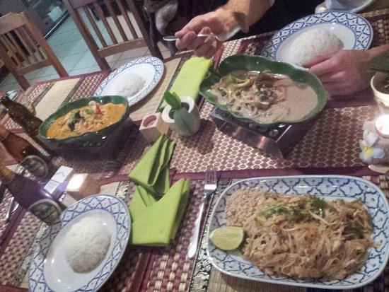 Tuk Tuk Thai: pad thai