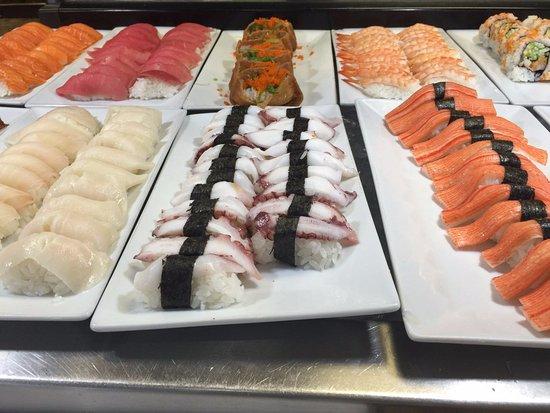 Royal Palm Beach, FL: Sushi
