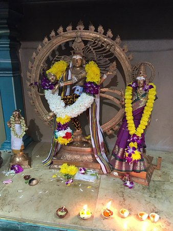 sri maha mariamman temple great place to vist u might got lucky and catch a