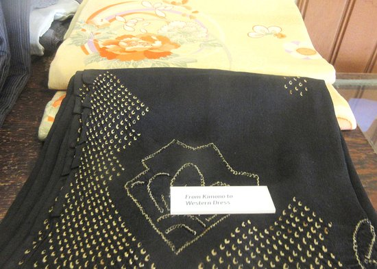 Japanese American Resource Center/Museum : Cloth, Japanee American Resource Center/Museum, San Jose, Ca