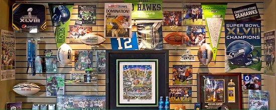 Sport Restaurant and Bar: Plenty of sports memories at Sport - Seattle's best sports bar & restaurant