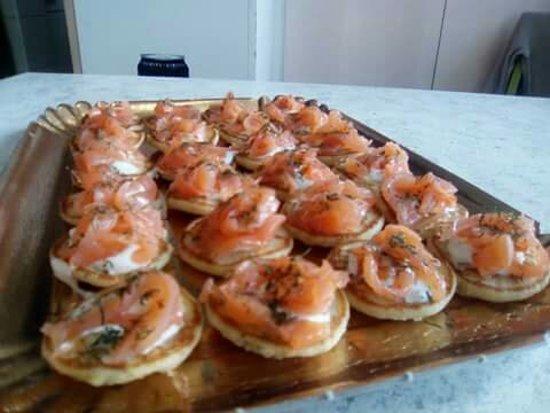 Chateauneuf-de-Gadagne, Francja: Pizzeria Snack la Bascule
