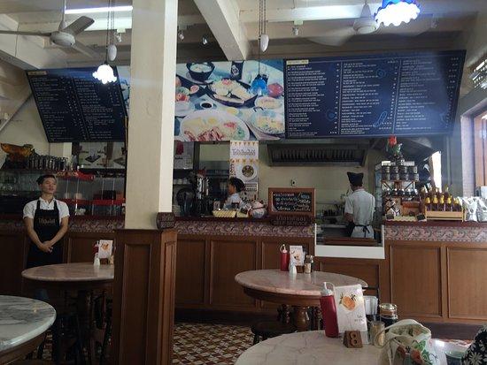 Classical coffee shop Picture of Kope Hya Tai Kee Bangkok
