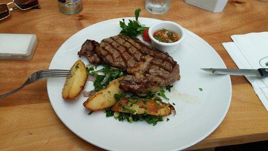 Ra ' anana, Israele: Entrecote Steak