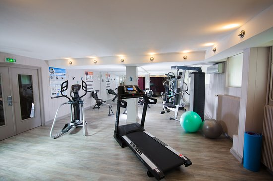 Villefranche-sur-Saone, France: Salle Fitness