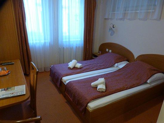 Morahalom, Hongarije: Kétágyas szoba