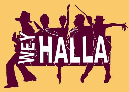 Weyarn, Германия: Logo der WeyHALLA...