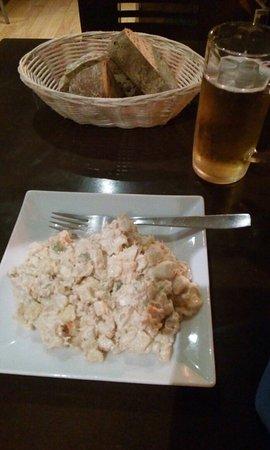 A Pobra do Caraminal, Spanien: Restaurante O Galeon
