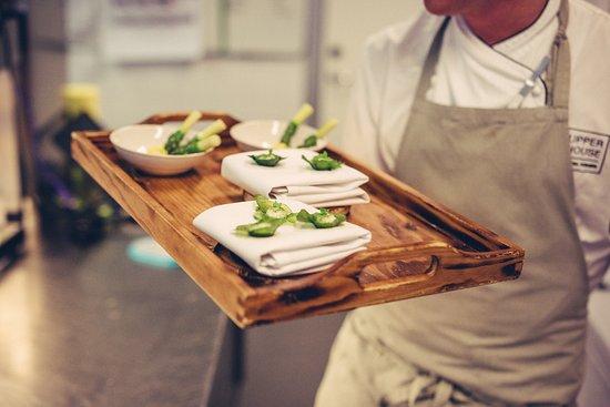 Upper House Dining : Tasting menu
