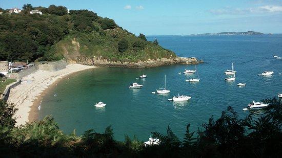 La Roche : Klippenpfadwanderung auf Guernsey