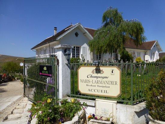 Avize, Fransa: Waris-Larmandier Champagne