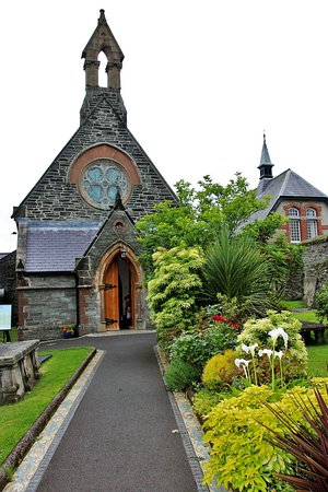 St. Augustine's Church: Zum EIngang