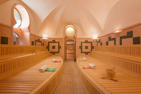 Villa Spalletti Trivelli: Wellness centre : BIO Sauna