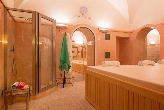 Villa Spalletti Trivelli : Wellness centre :Relax area