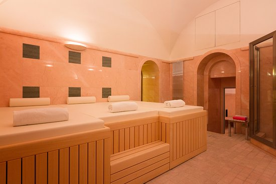 Villa Spalletti Trivelli: Wellness Centre: relax area