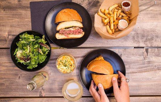 edmond pure burger bordeaux restaurant avis num ro de. Black Bedroom Furniture Sets. Home Design Ideas
