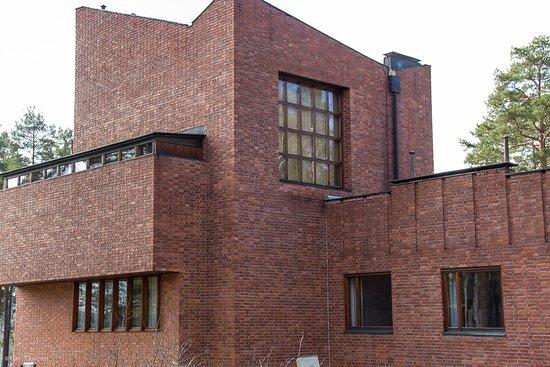 Säynätsalo Town Hall Vierastalo