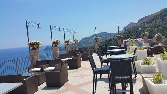 terrazza panoramica - Picture of Le Terrazze, Letojanni - TripAdvisor