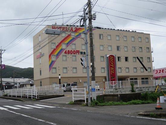 Hotel AZ Nagasaki Shikamachi