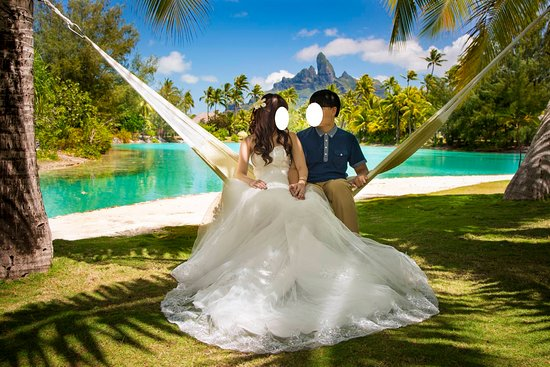 Wedding in srbb picture of the st regis bora bora resort bora the st regis bora bora resort wedding in srbb junglespirit Choice Image
