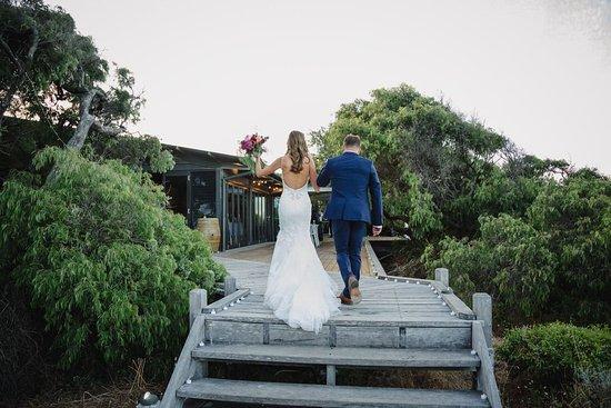 Bunkers Beach House Bunker Bay Weddings