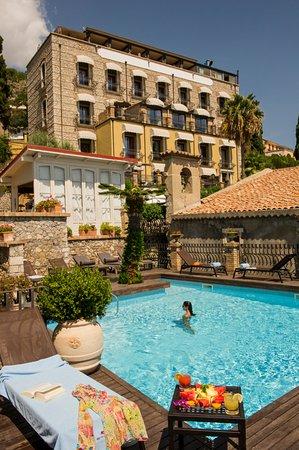 Hotel Villa Carlotta: pool
