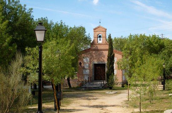 Hotel rural el jardin aldea del fresno spanien for Jardin oriental aldea del fresno