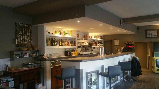Bourg-les-Valence, ฝรั่งเศส: Brasserie Bourcaine