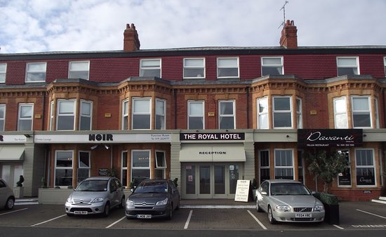 The Royal Hotel Whitley Bay