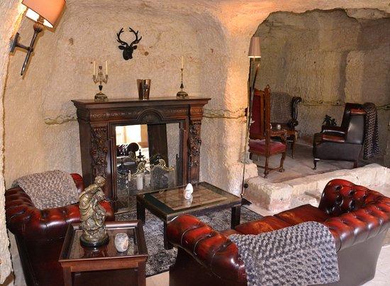 Chateau de Pray : Le Caveau
