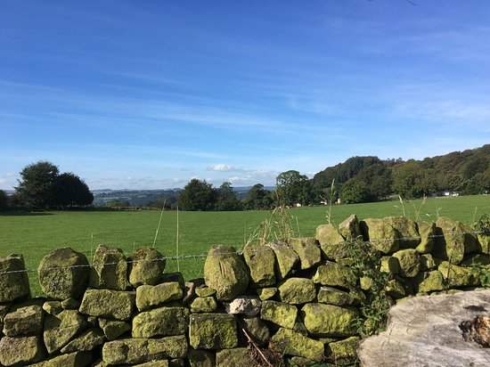 Winster, UK: Enjoying the countryside