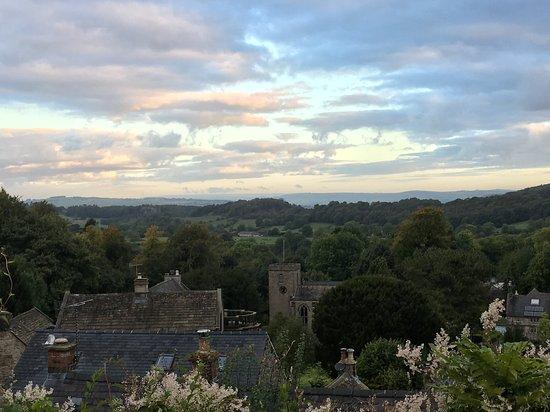 Winster, UK: Garden view