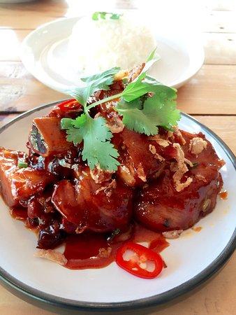 Edge Hill, ออสเตรเลีย: Samgasat Thai cuisine