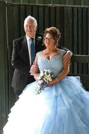Lathom, UK: Our wedding
