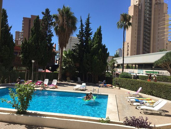 Apart Hotel Maryciel: Swimming pool
