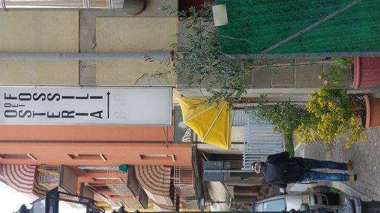 Pianoro, Italia: Osteria dei Fossili