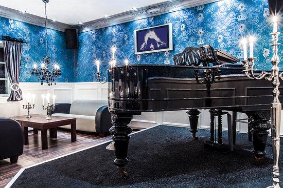 club virage osnabr ck der karaoke raum bild von. Black Bedroom Furniture Sets. Home Design Ideas