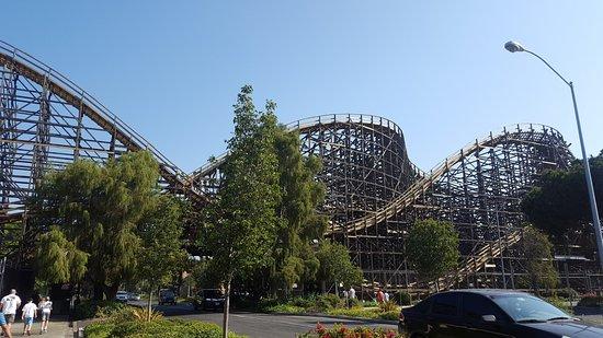 Buena Park, CA: Ghost Rider